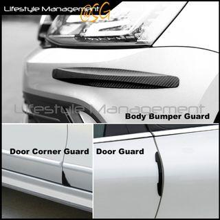 Car Door Body Bumper Side View Mirror Guard