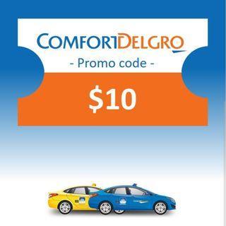 🚚 Comfort Promo Code Voucher