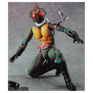 BANDAI S.H.Figuarts Kamen Rider Amazon (Japan ver) - Free Shipping