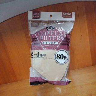 日本帶回 咖啡瀘紙