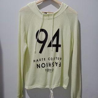[PL] H&M Divided Knitted Hoodie Knitwear