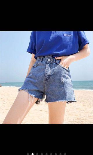 🚚 全新現貨牛仔短褲