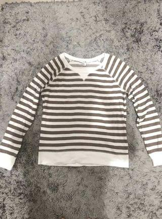 Sweater forever 21 stripe