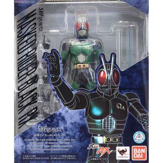 BANDAI S.H.Figuarts Kamen Rider Black RX 2.0 (Japan ver) - Free Shipping