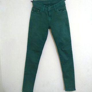 Celana jeans zara army