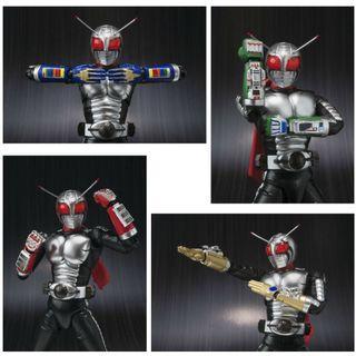 BANDAI S.H.Figuarts Kamen Rider Super 1 (Japan ver) - Free Shipping
