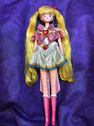 美少女戰士說話中古娃娃
