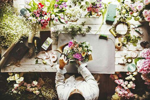 Looking for full time florist
