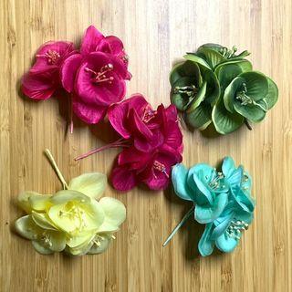 新娘 頭飾 頭花