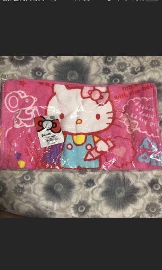 Hello Kitty 毛巾