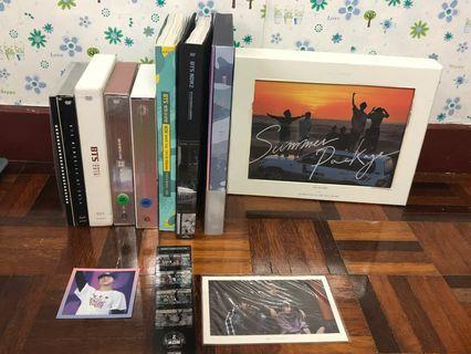 [WTS] BTS pre-loved DVD and Photobook