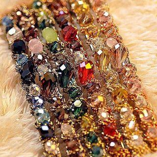 Crystal hair pin (Rhinestone)