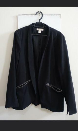 Black Blazer H&M
