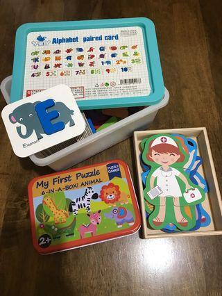 幼兒puzzle