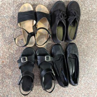 Shoes, Flats, Sneakers, Sandals, Platforms