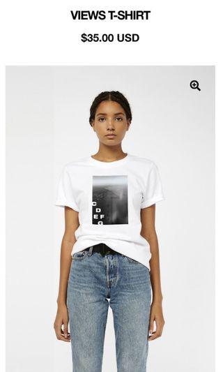 Privé by BBH Views Tee Shirt
