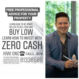 SELL HIGH AND FAST YOUR PROPERTY. EXPERT ADVICE FROM KIWI ONG.