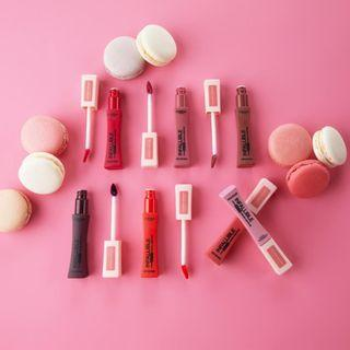 Loreal Infallible Pro Matte Les Macarons Scented Liquid Lipstick 馬卡龍香味啞面唇膏液