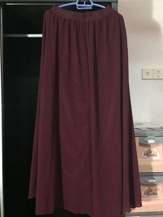 Long skirt/bottom