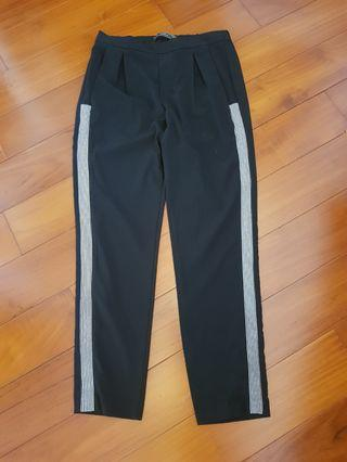Zara Trousers with Side Taping / Pants