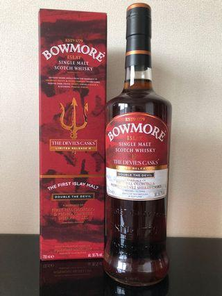 Bowmore 10 Years Old Devils Cask Batch 3   56.7%