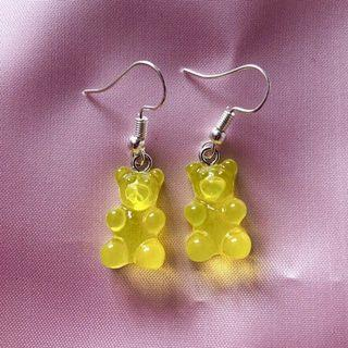 Korean ulzzang earrings
