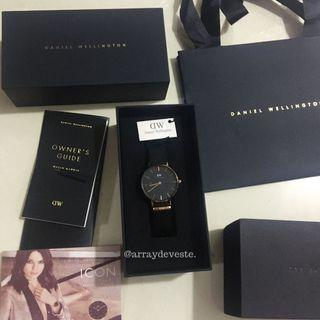 🚚 💯Daniel Wellington Watch Cornwall Instocks (Actual pic)