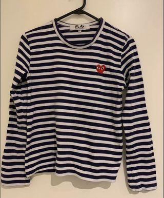 Play by Comme des Garcons Top
