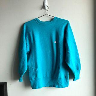 Champion Blue Sweatshirt
