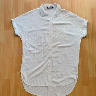 Miira mew White Shirt