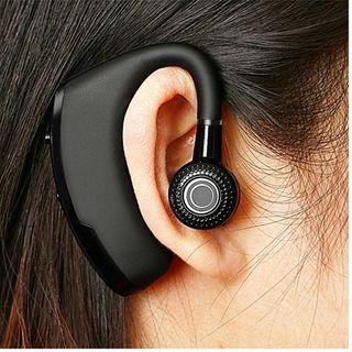 V9 Business Bluetooth Headset Earbud Noise Cancelling