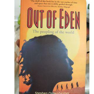 Out of Eden: The Peopling of the World by Stephen Oppenheimer