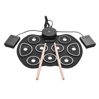 portable electronic drums free shipping cod