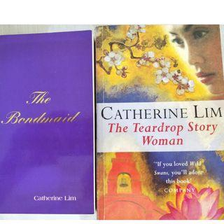 (2x) Catherine Lim books