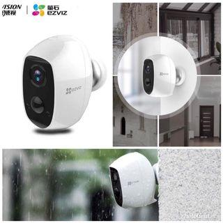 EZVIZ C3A HD 1080p Wire-Free Security Camera