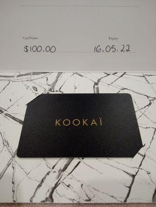 Kookai Gift Card