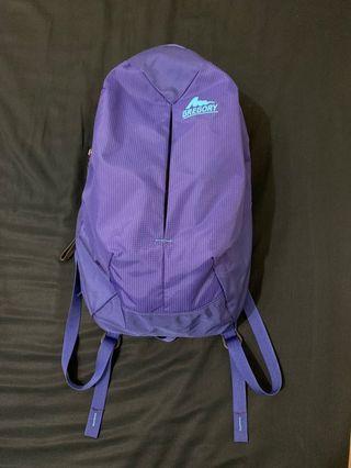 Gregory 日系顏色 紫 後背包 15L