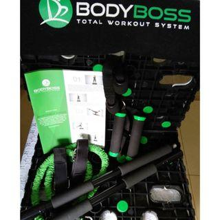 BodyBoss Portable Gym 2.0 System