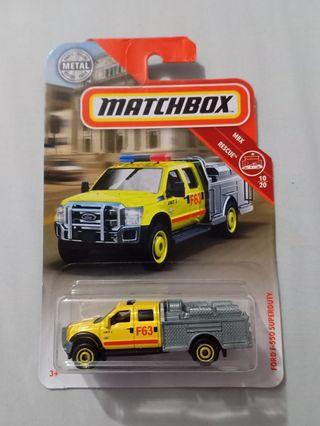 CPL - ford f 550 superduty yellow