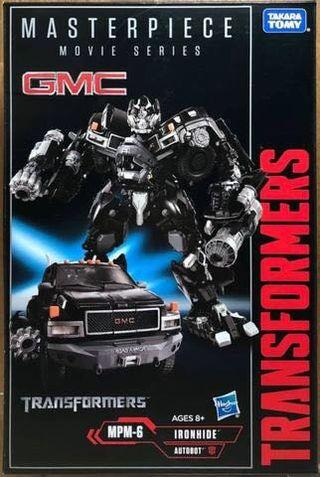 Transformers Ironhide Masterpiece MPM-6