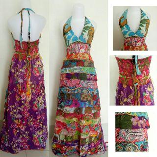 Dress Bangkok Colorful