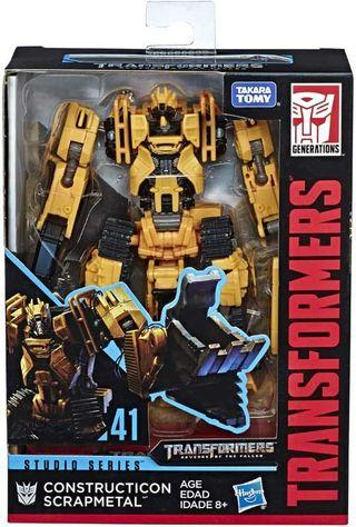 🚚 Transformers Studio Series 41 Scrapmetal