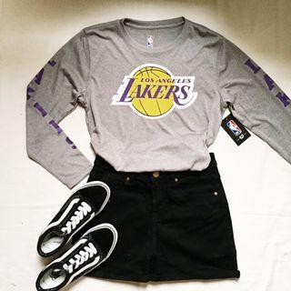 Authentic NBA Lakers Dri-Fit