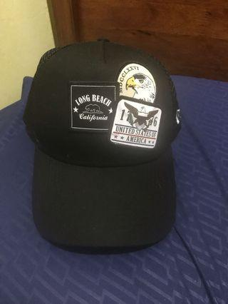 New Era trucker cap