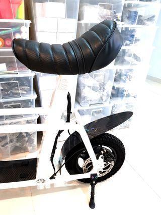 ***In-Stock = Chopper Vintage Seat Fiido