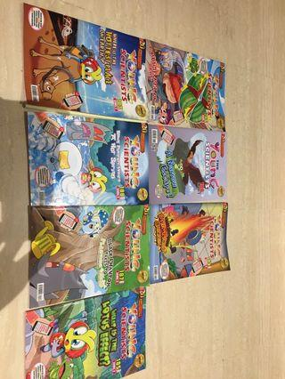 🚚 Young scientists level 2 - 7 issues