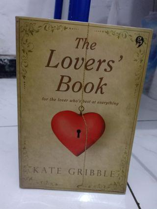 Preloved Buku The Lovers' Book - Kate Gribble
