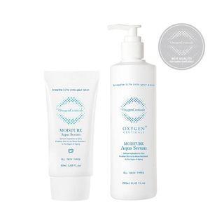 韓國Oxygen Ceuticals aqua serum 保濕精華 250ml