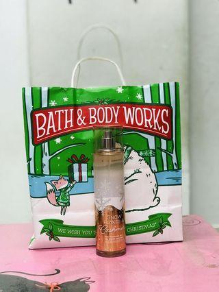 BATH & BODY WORKS FRAGRANCE MIST (RM49)