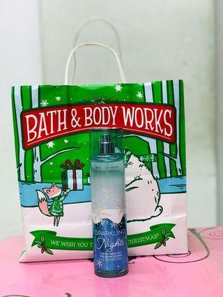 BATH & BODY WORKS MIST (RM49)